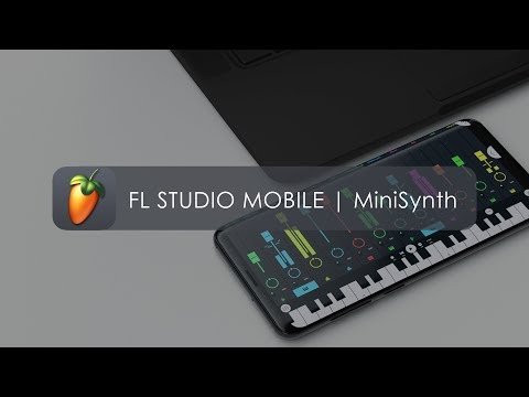 FL Studio Mobile | MiniSynth Tutorial