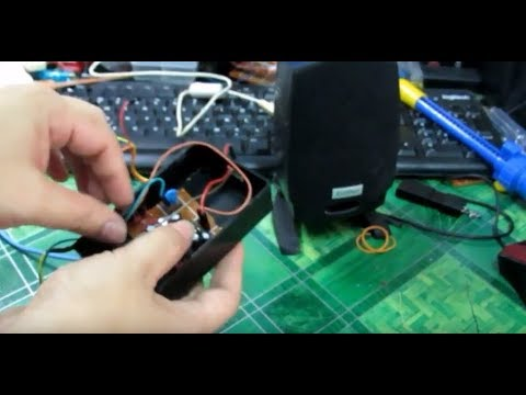 #HowTo make guitar amp simple Easy - under $5