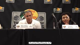Jaelen House, Mike Bibby, And Jovan Blacksher Interview |bass Pro Toc| #12 Shadow Mountain Hs (17-0)