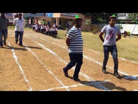 Sports Day Parents participation -# sanskritigpsmanikonda