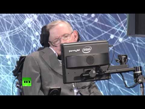 'We could find aliens within a generation' - Stephen Hawking