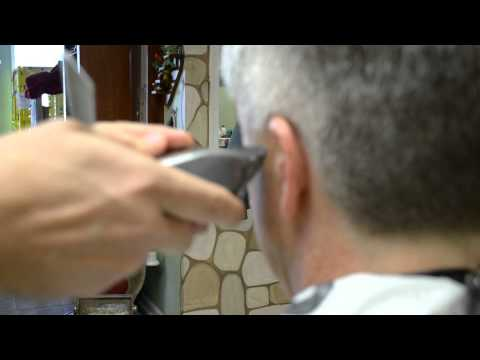 Regular short mens haircut made easy with Ed The Barber