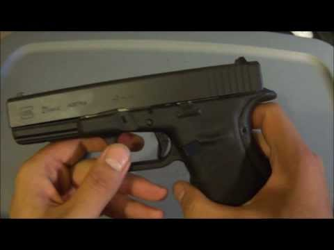 Where To Inspect A Used Glock (HD)
