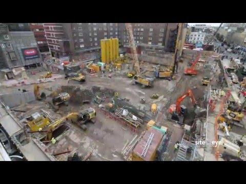 Phase 4 building progress timelapse - December 2015