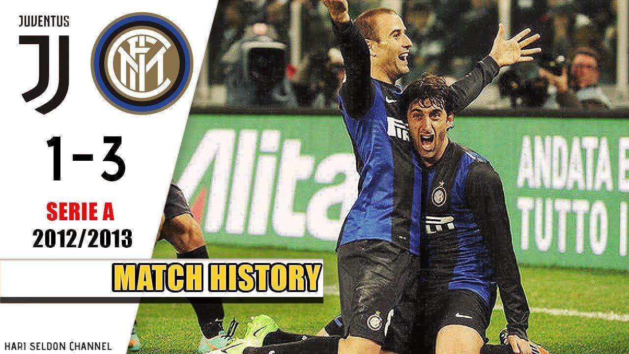JUVENTUS vs INTER 1-3 ● 03/11/2012 ● THE MOVIE   MATCH HISTORY (Prod. Hari Seldon)
