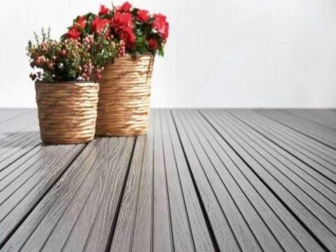 outside wood patio floors for garden