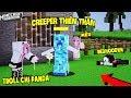 MỀu VÀ Redhood Troll ChỊ Panda BẰng Creeper ThiÊn ThẦn Trong Minecraft MỀu SỞ HỮu Creeper ThiÊn ThẦn