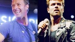 COLDPLAY CHRIS MARTIN TRIBUTE To GEORGE MICHAEL BRIT AWARDS LIVE 2017 WOW | |HDVIDEO