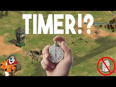 AoE2 - Timed Turmoil! [2002 Classic]