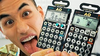 Pocket Operators! | Andrew Huang