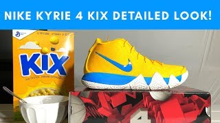 ea9583bd773 05 38 · Nike KYRIE 4 Cereal Pack KIX Edition Detailed Look ...