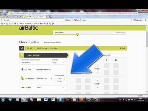 air baltic online check in
