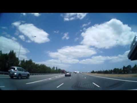 QV Melbourne to Frankston to Chadstone time lapse