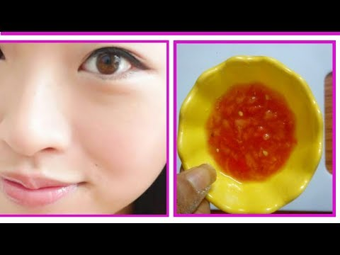 crystal clear skin 10 Minutes : How to get crystal clear glowing skin naturally at home