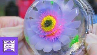 Gelatin Flower Art | Stoned Mode
