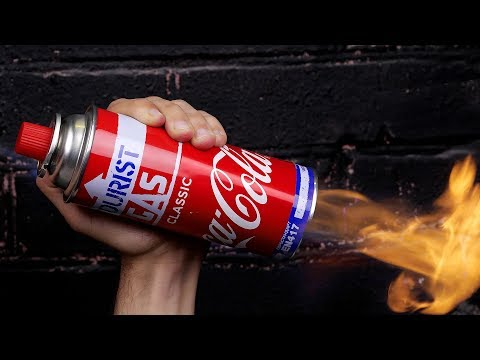 HOW TO LAUNCH COCA-COLA ROCKET IN THE SKY