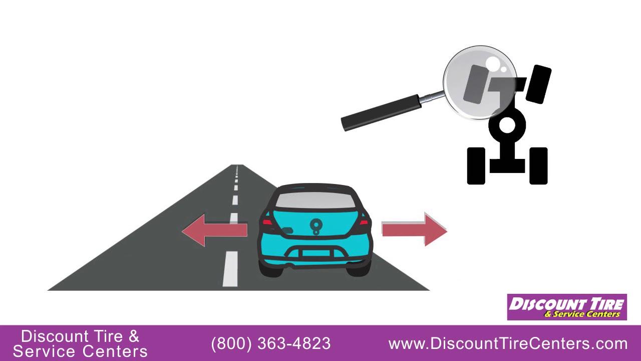 Discount Tire Centers - Wheel Alignment