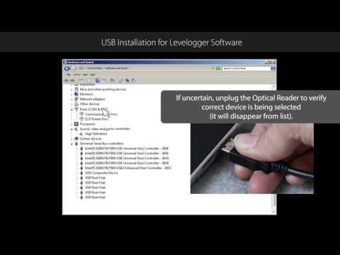 USB Driver Installation Windows 7