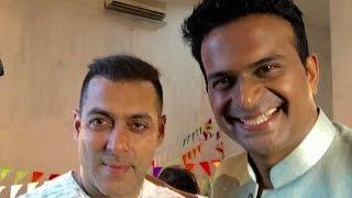 Watch what made Salman Khan cry! - Part 1