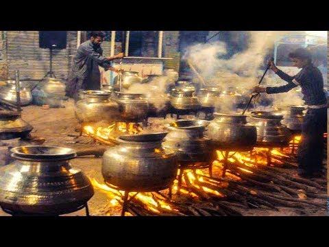 Chicken Haleem Making | چکن حلیم  عید الفطر  | Eid al Fitr  Special Recipe | Ramzan Special Haleem