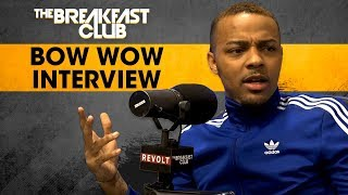 Bow Wow Talks #BowWowChallenge And Addresses Rumors In His Last Radio Interview