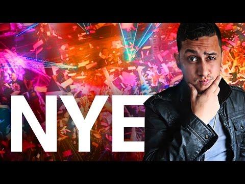 DJ GIG vLOG - New Years Eve 2017 at a NIGHTCLUB |  Life of a DJ