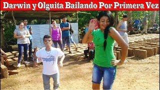 Bailando Por Primera Vez Olga y Darwin - Bailando En El Campo Por $100.00 Gala 5 Parte 4
