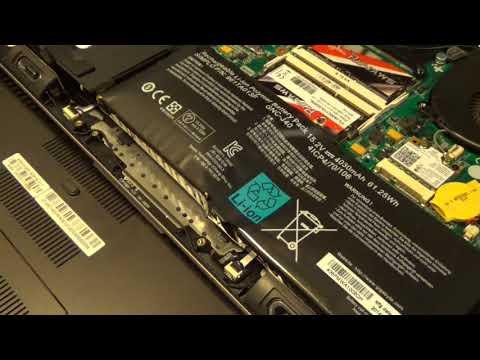 My laptop battery failed!?