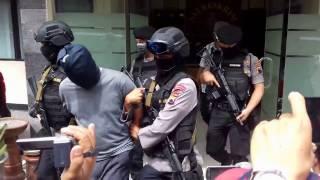 Tiga pelaku pengrusakan Social Kitchen Solo ditangkap
