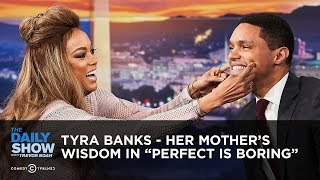 Tyra Banks - Her Mother