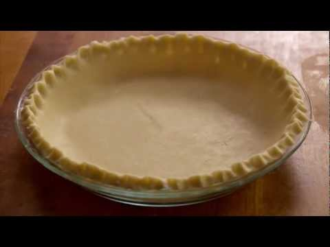 Pie Crust Recipe - How to Make Flaky Butter Pie Crust | Allrecipes.com