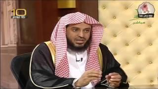 حكم صلاة المسافر خلف المقيم، هل يقصر أو يتم ؟ ... // الشيخ عبدالعزيز الطريفي