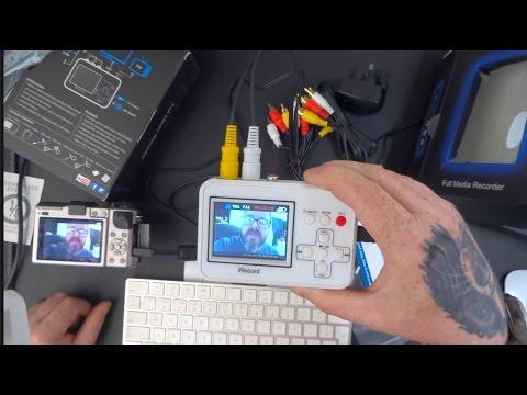 TechChecker #168 DigitNow! Best Video to Digital Converter Transferring Device