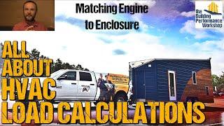 Manual J Load Calculations for Heating \u0026 Cooling