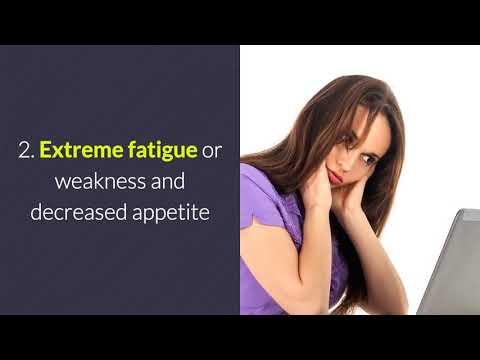 Signs and Symptoms of Diabetic Ketoacidosis - Symptoms of diabetic coma