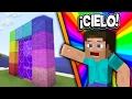 Como Hacer Un Portal Al Cielo Personalizar Minecraft Xbox 36