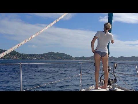 S3E19 (Sailing Miss Lone Star) Grenada the Last Sail With SSL