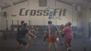Contest Submission - CrossFit KMC CommUNITY