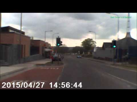 Driving from Blackpool northside to Togher southside cork city Ireland