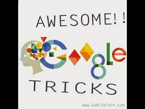 Google Tricks You Need To Try Out
