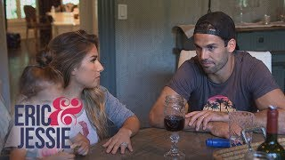Jessie James Decker Is Convinced Their House Is Haunted | Eric & Jessie | E!