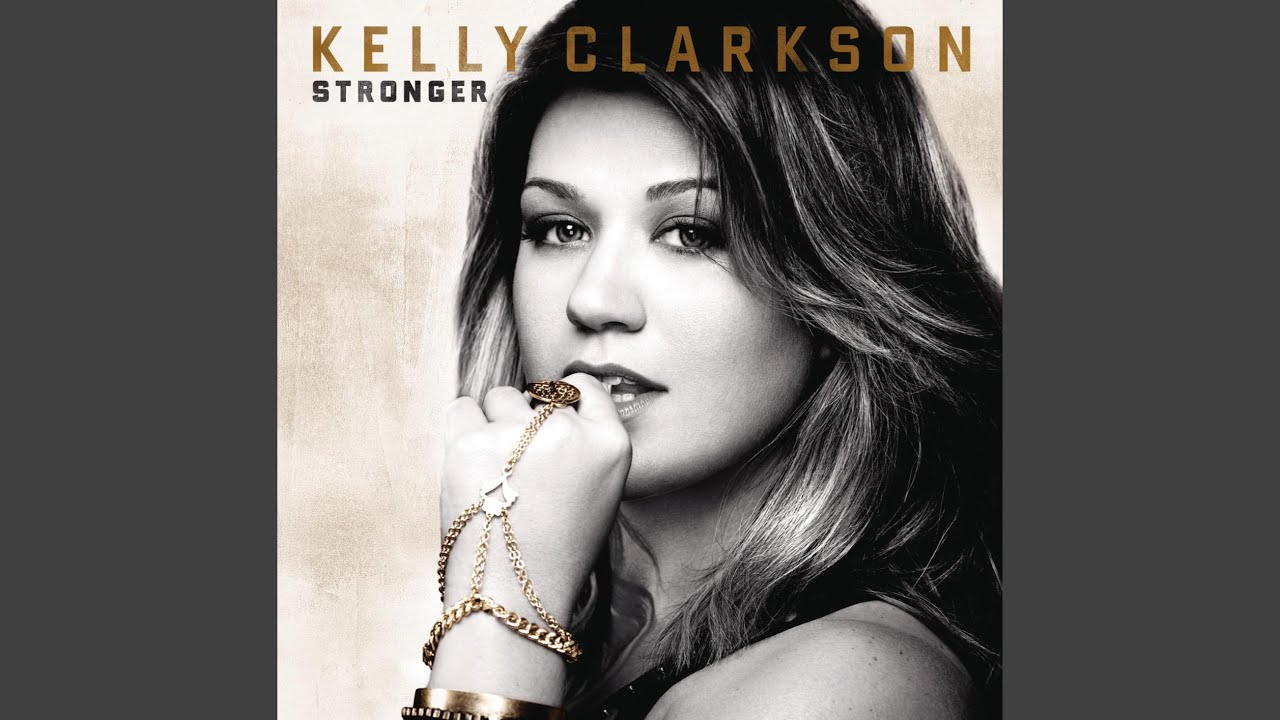 Kelly Clarkon - Don't Be a Girl About It
