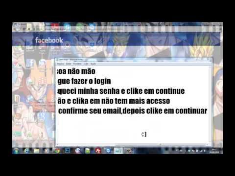 como hackear a conta da pessoa no facebook pelo email