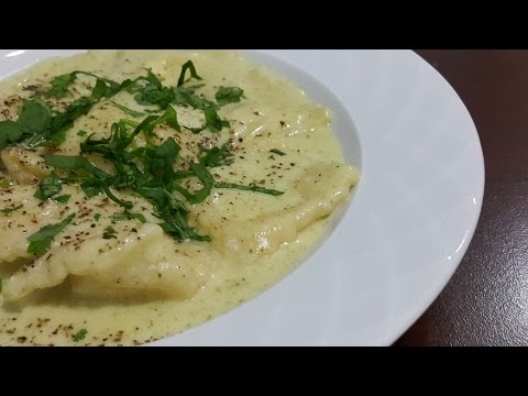 Peynirli Ravioli ▐ Cheesy Ravioli ● Tasty Food Recipes