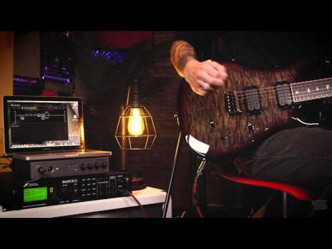 Seymour Duncan PowerStage 700 power amp - with Mark Holcomb