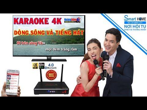 Đầu Karaoke Android 2018 giá rẻ: Android V1 Box