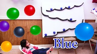 Learn Colors For Kids - Fun play with Color balls