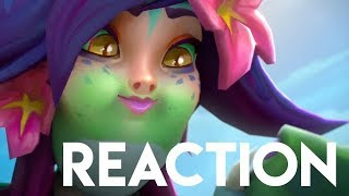 REACTION: Neeko (New League of Legends Champion) | TradeChat