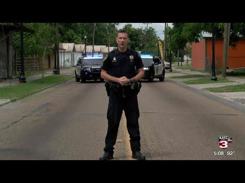 IBERIA CRIMESTOPPERS: 2 SHOOTINGS