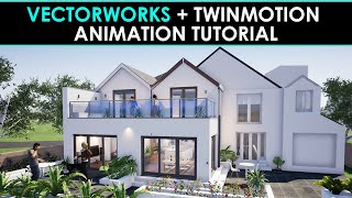 TwinMotion 2019 - Visual Effects